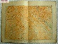 民国时期全国政区图