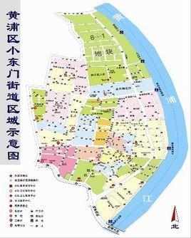 小东门街道,经过数次行政区域调整,2007年,区域占地面积2.59平方公里.