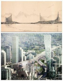 该双子塔保持世界最高塔的头衔直到2004年
