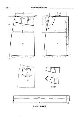 针织服装结构原理与制图