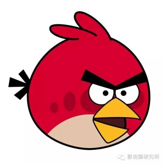 手绘小鸟是什么颜色
