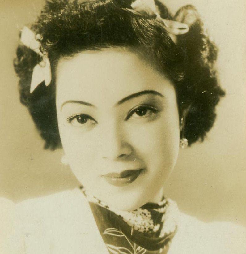 现名: 山口淑子(やまぐち よしこ) yamaguchi yoshiko