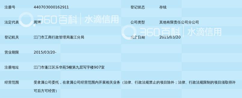 深圳前海达飞金融服务有限公司江门分公司_3