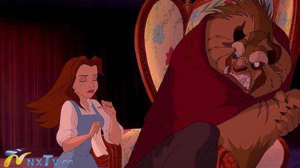 迪士尼动画部老将 《美女与野兽》