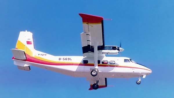 中国运-11运输机