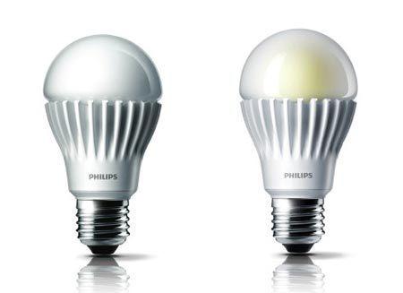 发光二极管灯泡无论在结构上还是在发光原理上