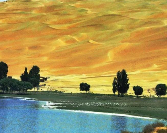 第九批: 北京延庆地质公园(北京) 其他亚洲国家 伊朗(1) 格什姆岛地质