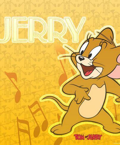 杰瑞老鼠图片可爱头像