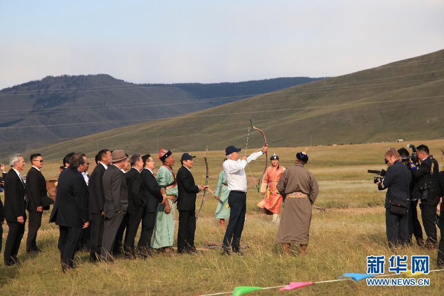蒙古国 蒙古国美女 蒙古国回归中国
