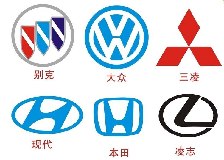 [1] 汽车标志是指各种汽车品牌的标志,汽车应当具有足够的标志,用以