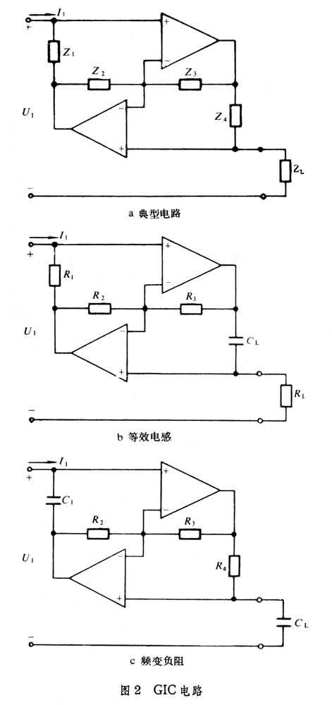 若运算放大器是理想的,则该电路的输入阻抗为 (5) 若将图中的 z 1, z