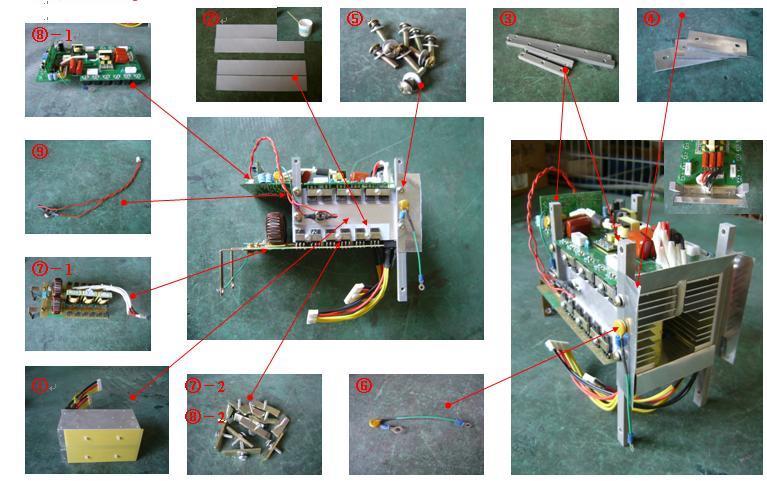 电焊机工作原理