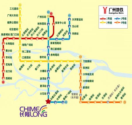 梅州,潮汕):可在该火车站或汽车站相连的地铁站乘坐3号线至汉溪长隆站