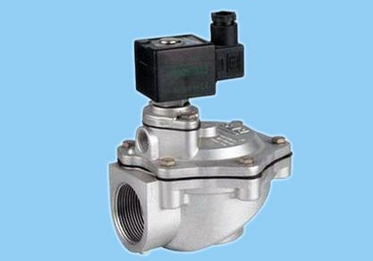 """应用行业 脉冲电磁阀是脉冲除尘器清灰喷吹系统的压缩空气""""开关"""""""
