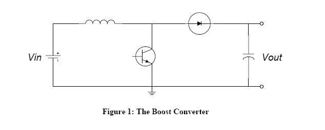 boost升压电路