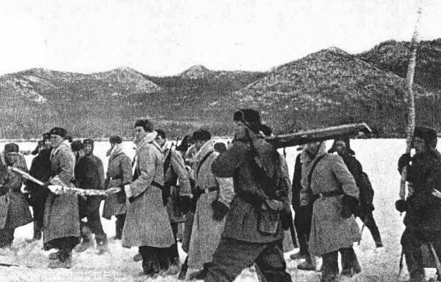 珍宝岛自卫反击战