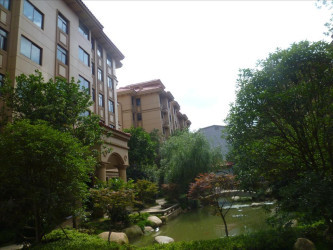 2007年,众森集团将全力开发建设一个邻近南昌市行政中心红谷滩的图片