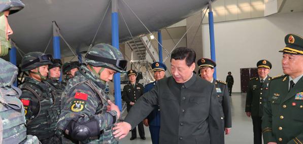 中国人民武装警察部队特种警察学院