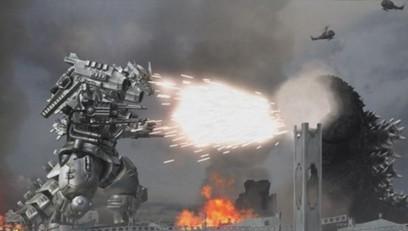 哥斯拉大战太空哥斯拉