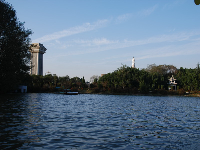 八里河风景区