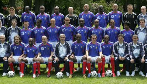 法国国家男子足球队