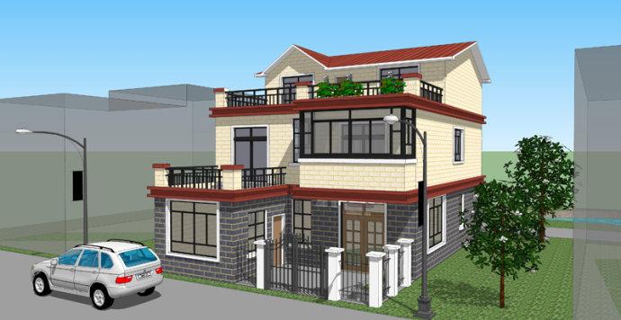房屋设计图_好搜百科