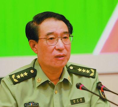 军事委员会委员,解放军总政治 ...