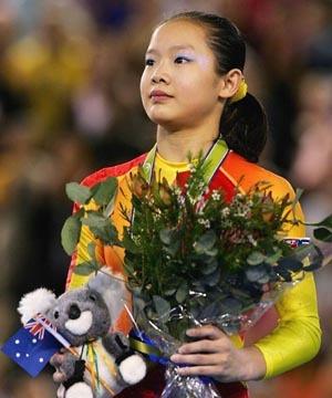 中国女子体操队 编辑词条 添加义项名