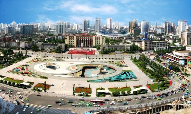 成都市建筑风景超清图