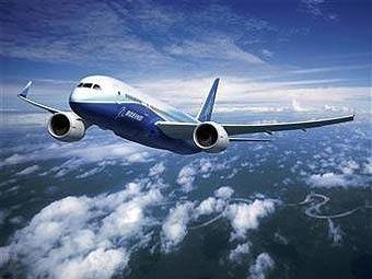 波音787飞机