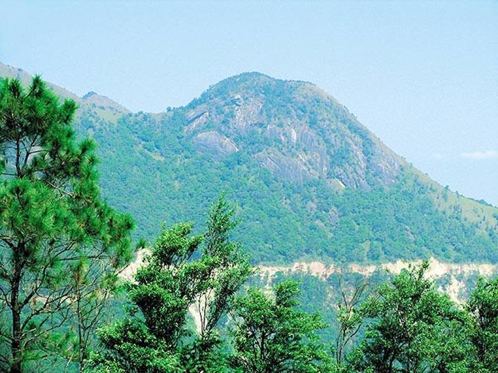 平云山自然风景区