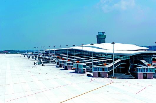 青岛遥墙机场图片