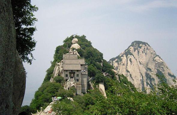 临潼骊山风景区图片