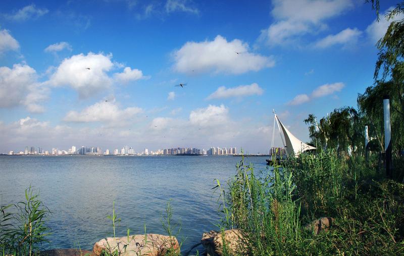 美丽江苏的风景图片